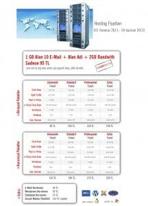 antalya hosting fiyatları