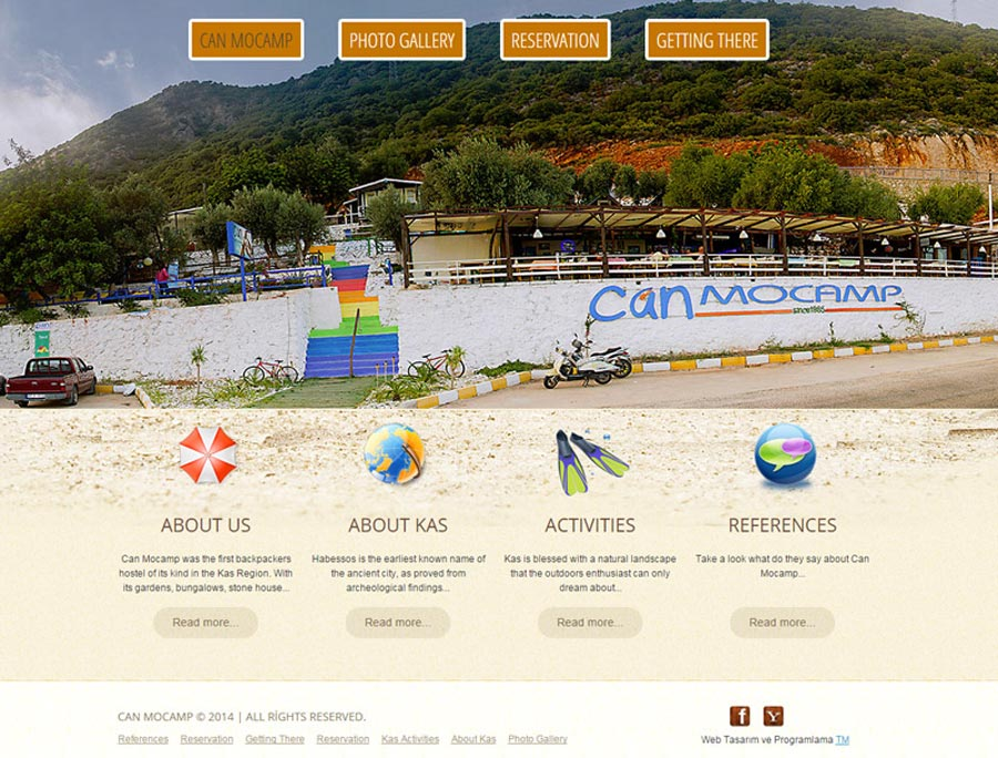 Canmocamp
