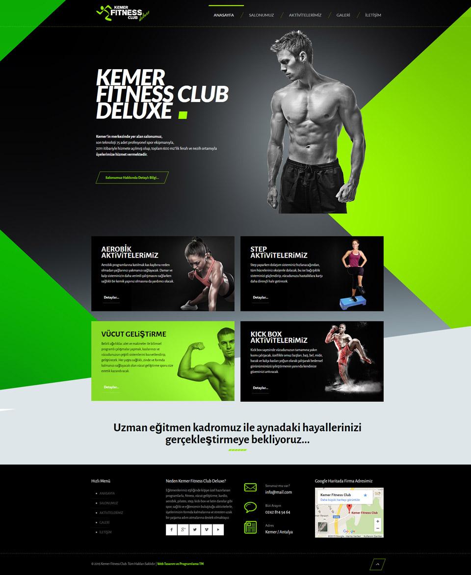 Kemer Fitness Club