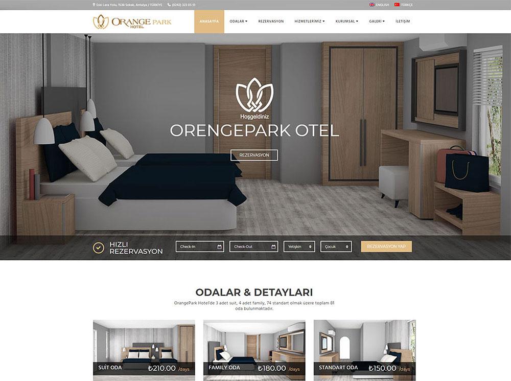 Orangepark Hotel