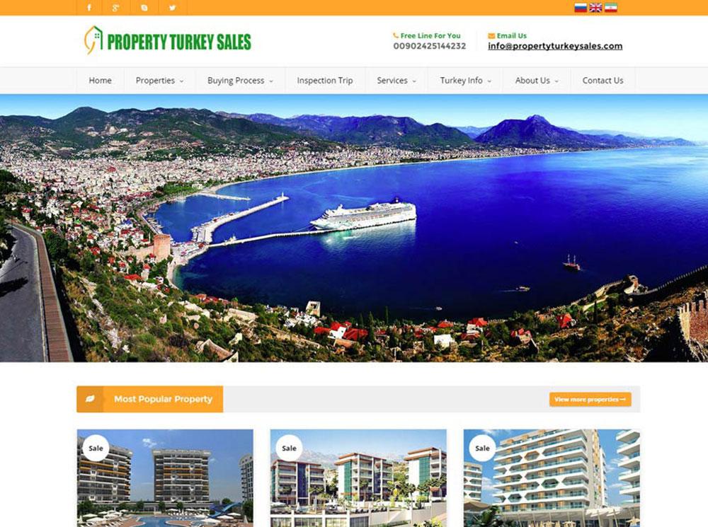 Property Turkey Sales